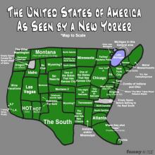 United States Stereotypes Hot In The US - State stereotypes alabama